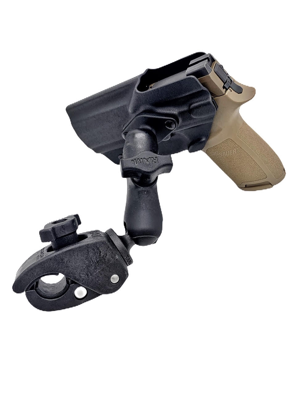 Tough-Claw Mounted Holster