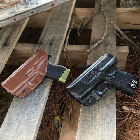 Tuckable Glock 43 Holster