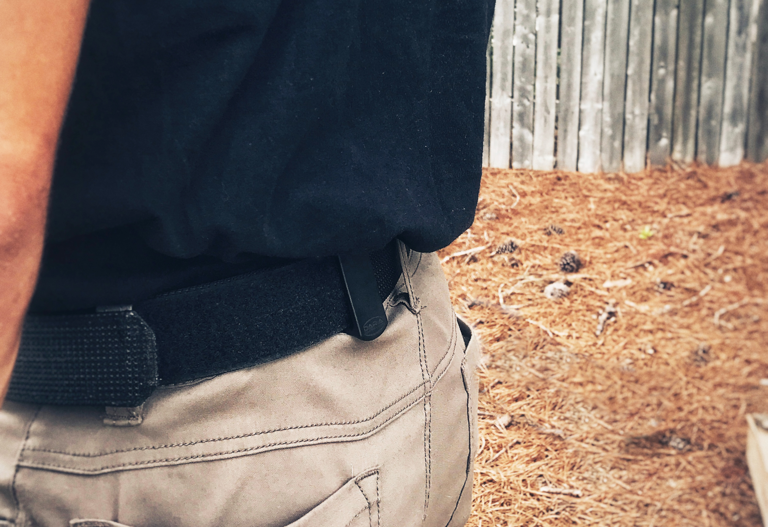 Tuckable Inside the Waistband Mag Carrier