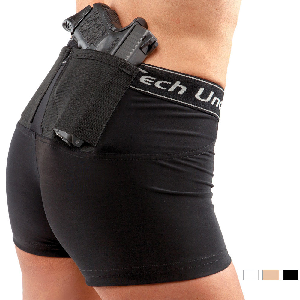 Women's Conceal Carry Shorts