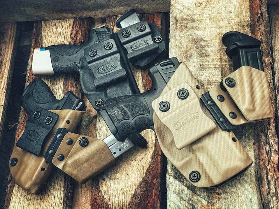 IWB and AIWB Holsters