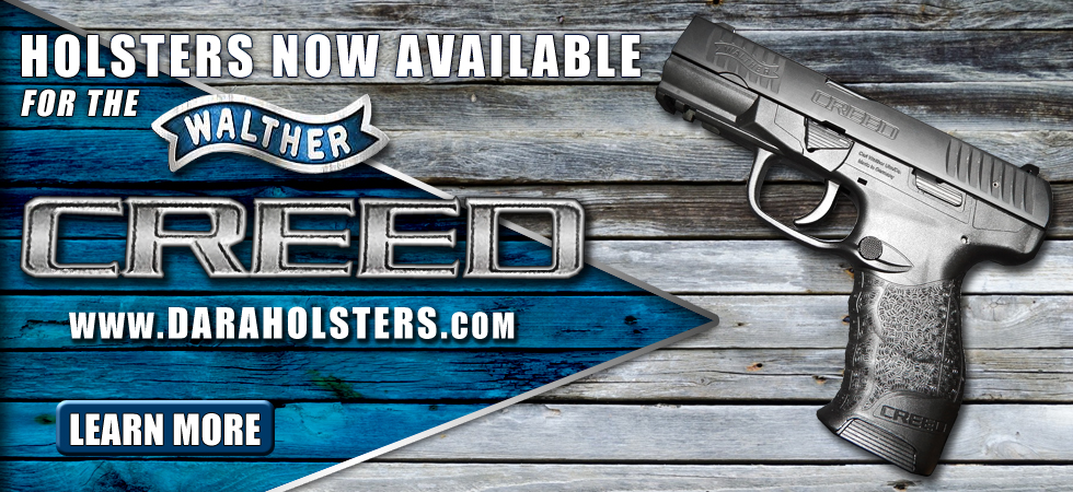 Walther Creed Holsters - DARA HOLSTERS & GEAR