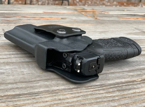 PPS M2 RMSC Holster Covered Optic
