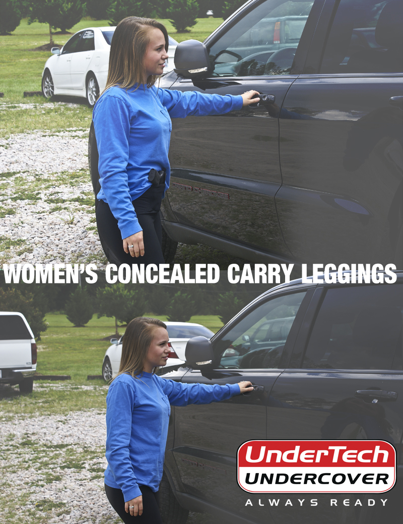 CCW Leggings for Women