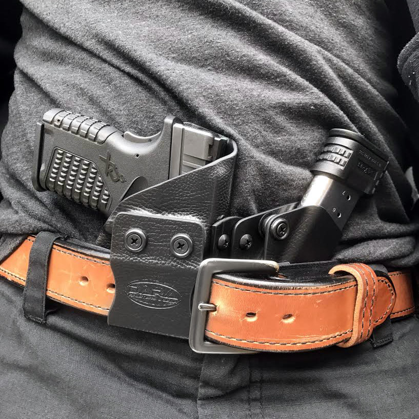 Appendix Rig for the XDS AIWB Holster with Mag Caddy