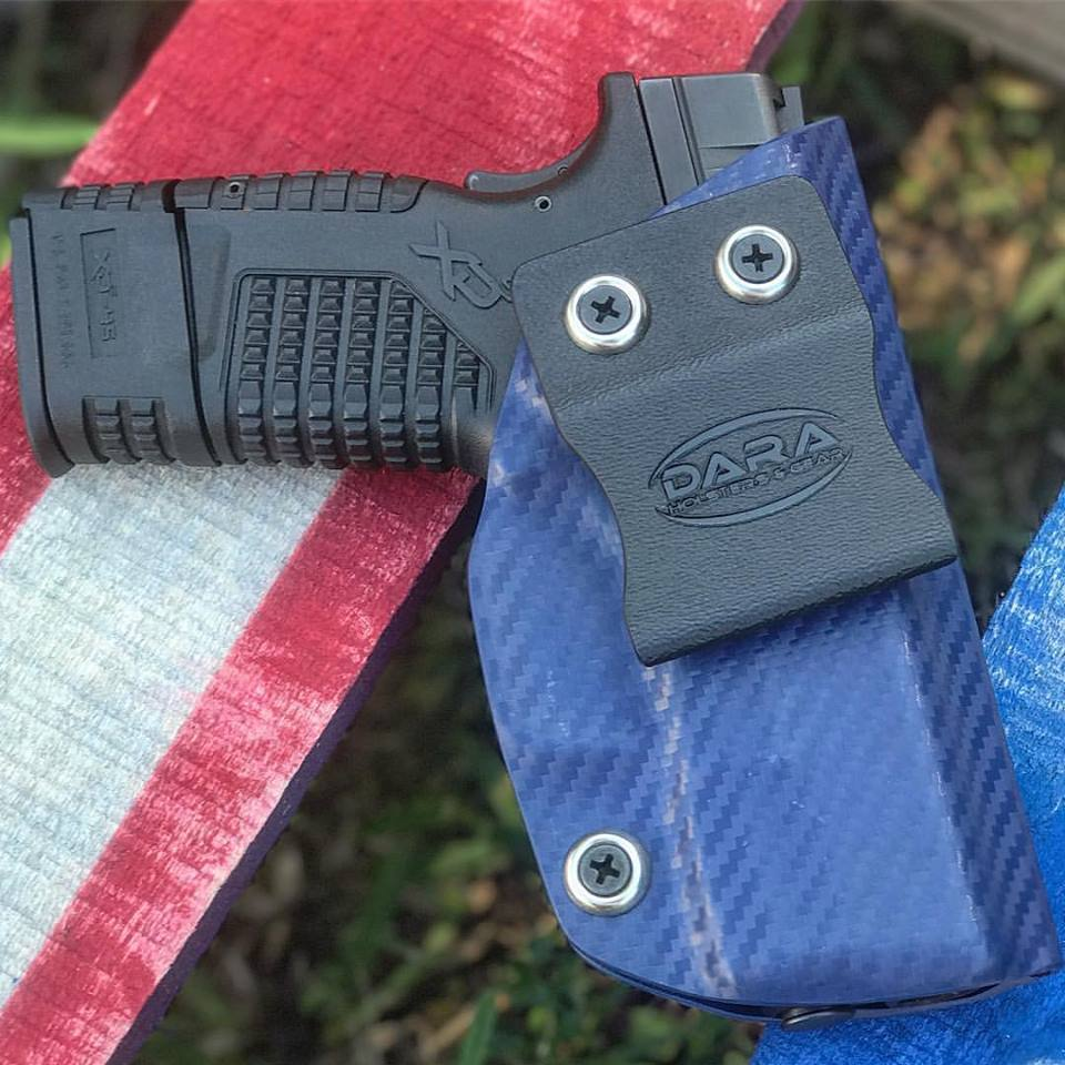 Blue XDS Holster