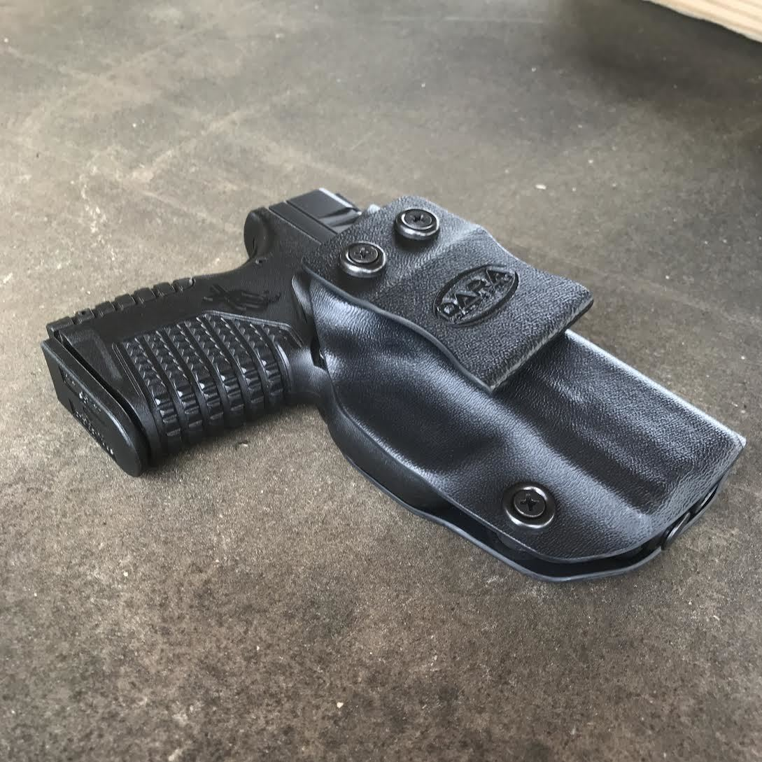 XDS IWB Holster