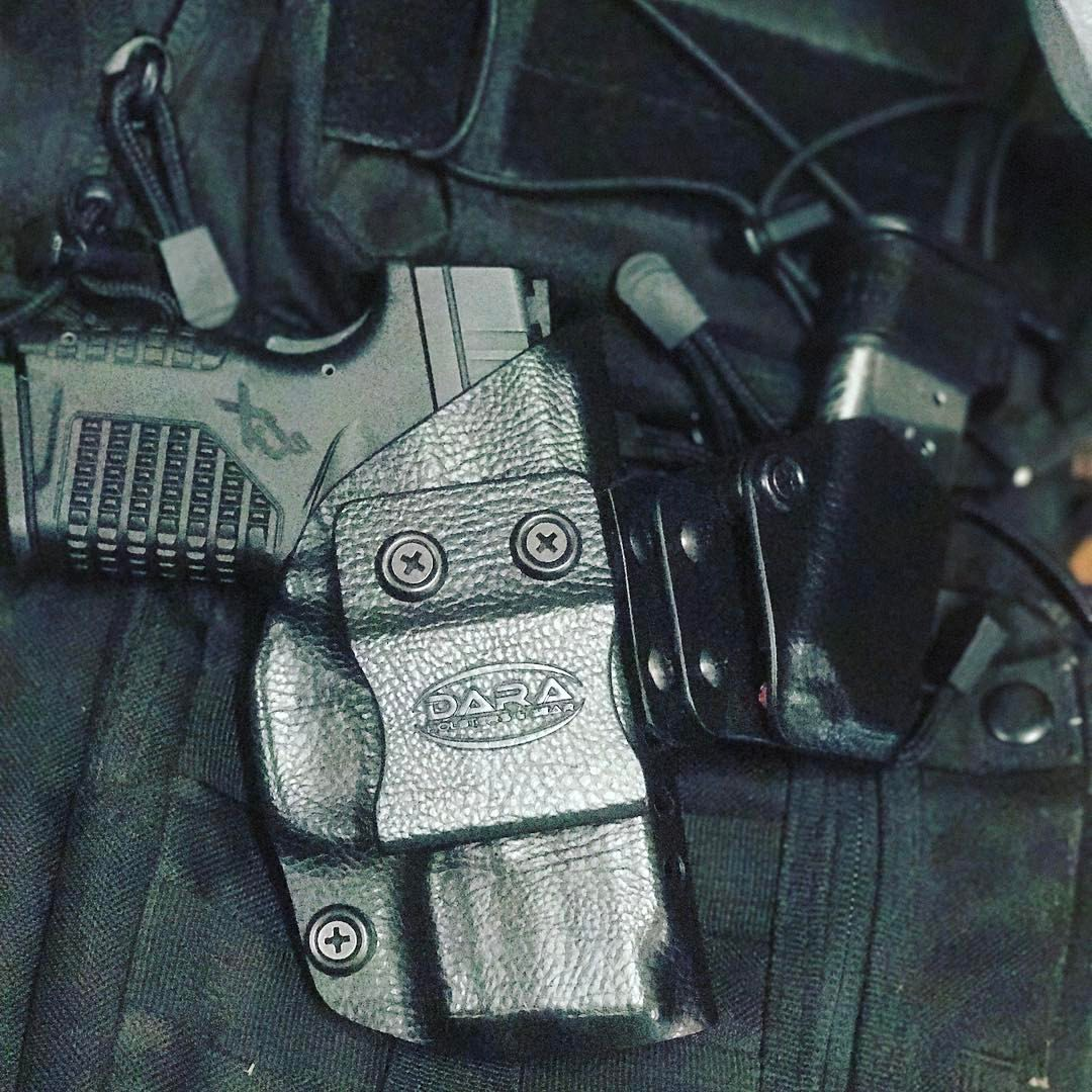 XDS Appendix AIWB Holster Rig